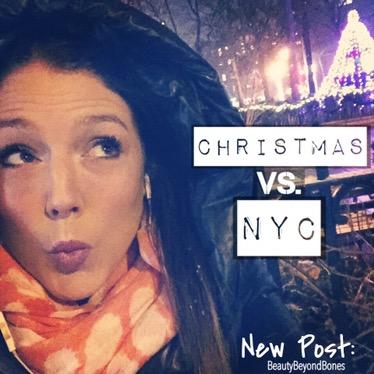 Christmas Vs. NYC